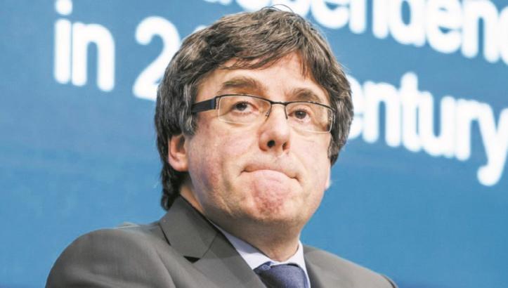 Le parquet allemand favorable à une extradition de Puigdemont