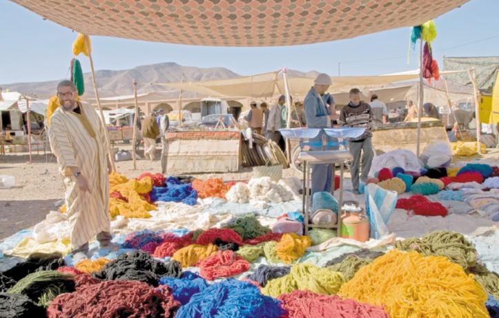 L'économie solidaire au cœur de la Rencontre pour la création à Agdez