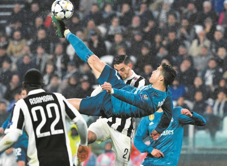 Ronaldo n'a pas eu pitié de la Vieille Dame