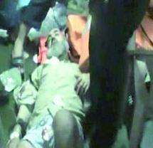 Selon la porte-parole de l'armée israélienne : L'agression a eu lieu dans les eaux internationales