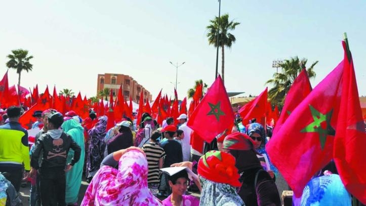 Le niet unanime aux agissements des stipendiés d'Alger