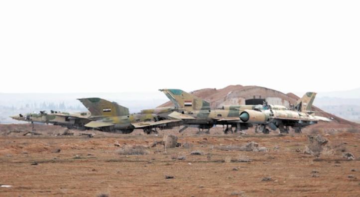 Moscou et Damas accusent Israël après une frappe contre une base militaire