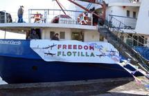 Les victimes de l'attaque israélienne de la flottille de la paix tuées par balle : Le Rachel Corrie redonne de ses nouvelles
