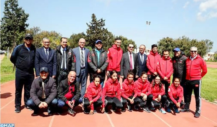 L'EN de cross-country regagne le Maroc
