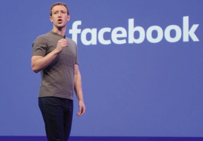 Zuckerberg, le patron de Facebook, un timide sous les feux des projecteurs