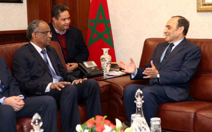 Habib El Malki : Défendre la paix et la stabilité constitue l'un des fondamentaux de la diplomatie marocaine