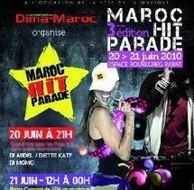 Troisième édition de Maroc Hit-parade : 12h de musique non-stop à Rabat