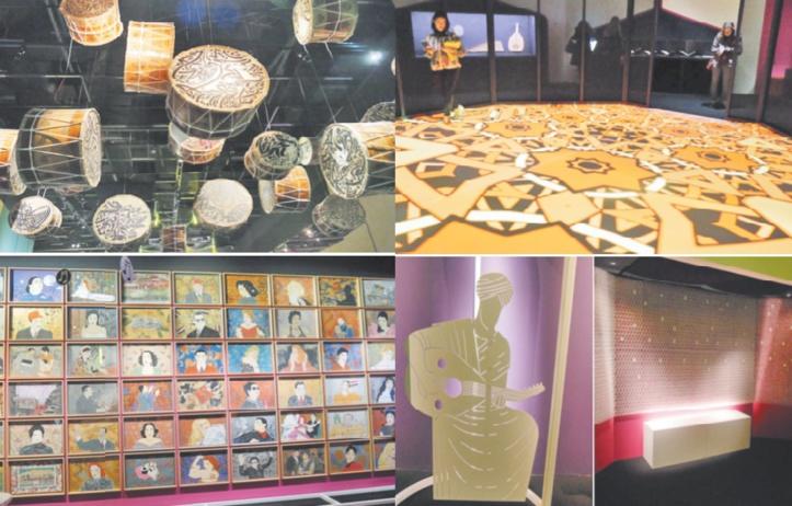Al Musiqa, l'expo à la rencontre des musiques arabes