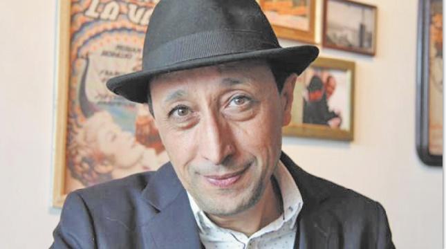 Faouzi Bensaidi à l'honneur à l'ambassade du Maroc en France