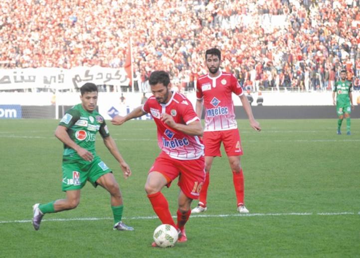 Le derby casablancais à l'honneur de la 25ème journée du championnat