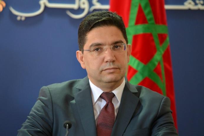 Une série d'entretiens pour Nasser Bourita à Riyad