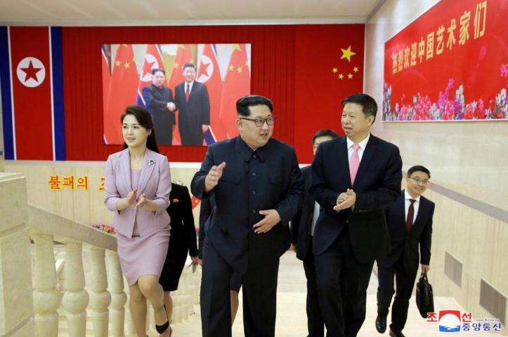 Kim Jong Un appelle à renforcer les liens avec la Chine