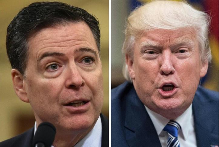 Pour l'ex-chef du FBI, Trump est moralement inapte à diriger le pays