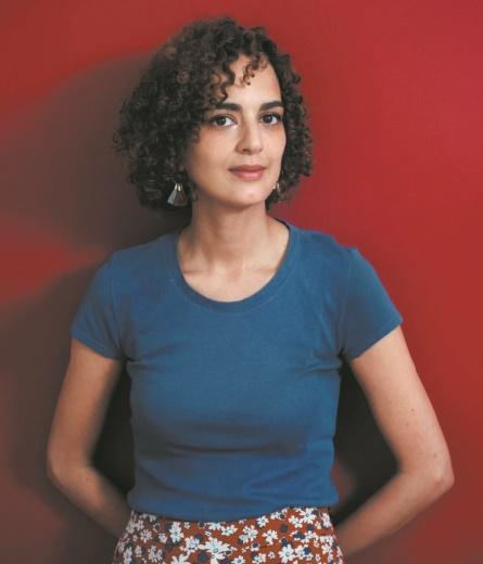 Leila Slimani: Les Américains ont un rapport plus moral à la littérature