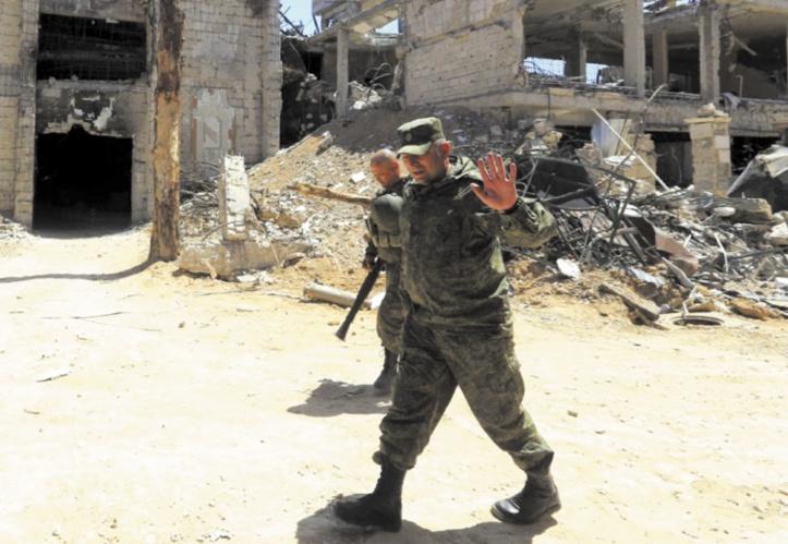 Les inspecteurs de l'OIAC attendus aujourd'hui à Douma