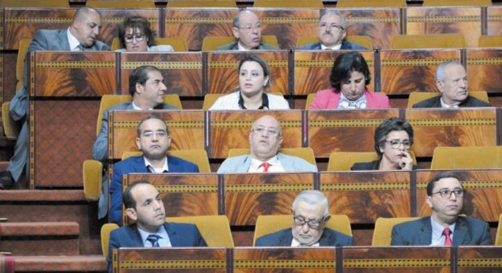 Le Groupe socialiste en action à la Chambre des représentants