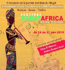 4ème édition du Festival Rabat Africa : Nass El Ghiwan et Hamid El Kasri à l'affiche