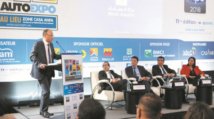 Des solutions sur mesure et une offre de crédits très diversifiée au Salon Auto-Expo