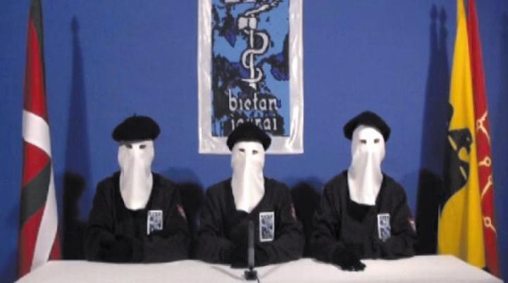 L'organisation basque ETA demande pardon à ses victimes