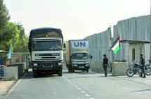 80% des habitants de l'enclave dépendent des aides étrangères : La pression internationale pousse Israël à alléger le blocus de Gaza