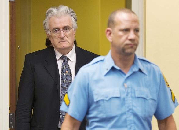 Le procès en appel de Karadzic s'ouvre à La Haye