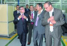 En lançant la nouvelle usine de câbles aéronautiques à Mohammedia  : Nexans monte en puissance
