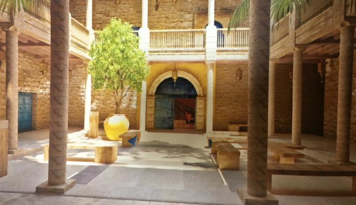 Projet de restauration de l'ancien consulat danois à Essaouira
