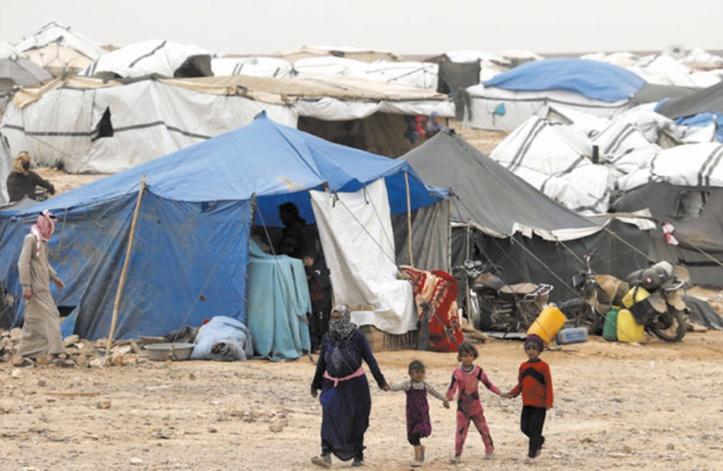 Nouvelle conférence en faveur des réfugiés syriens