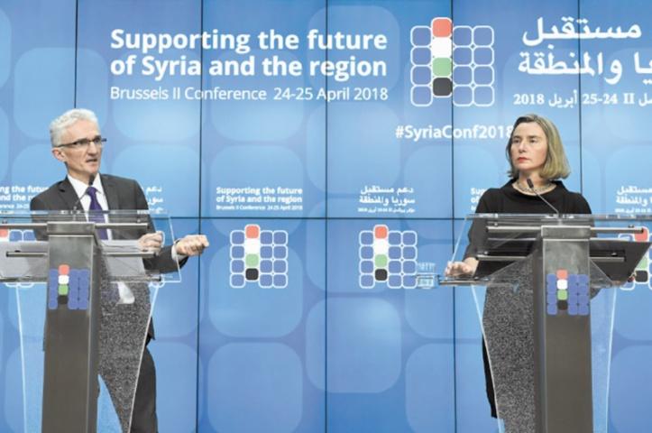 Dons en deçà des attentes de l'ONU pour répondre aux besoins humanitaires en Syrie