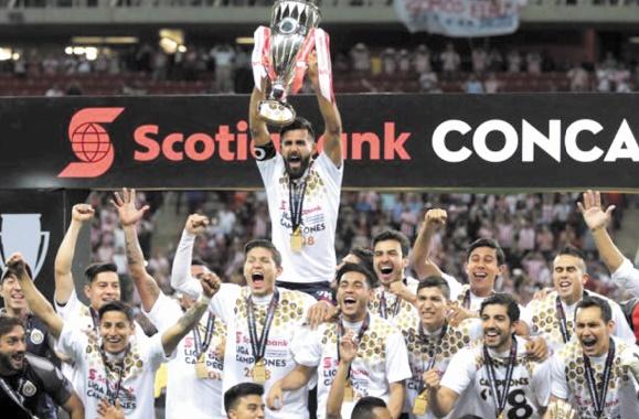Le club mexicain de Chivas remporte la Ligue des champions de la Concacaf
