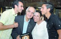 Ses activités nationalistes l'avaient mené en prison : Abderraouf honoré par les anciens résistants
