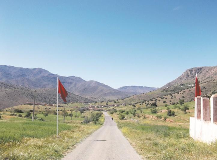 Cet autre Maroc tristement enclavé, livré à une insoutenable indigence : Idaousmlal, vous connaissez?