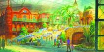 Au Japon, le parc d'attractions dédié à l'univers du Studio Ghibli dévoile ses premières images