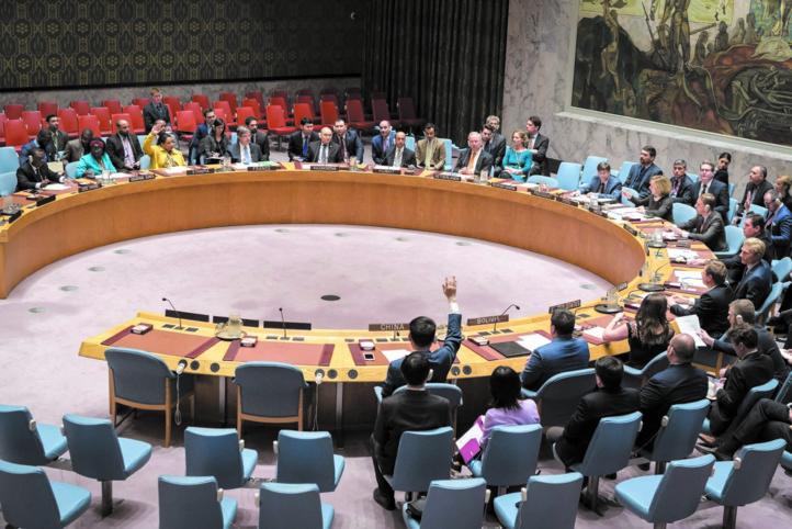 La résolution 2414 sonne le glas des élucubrations séparatistes