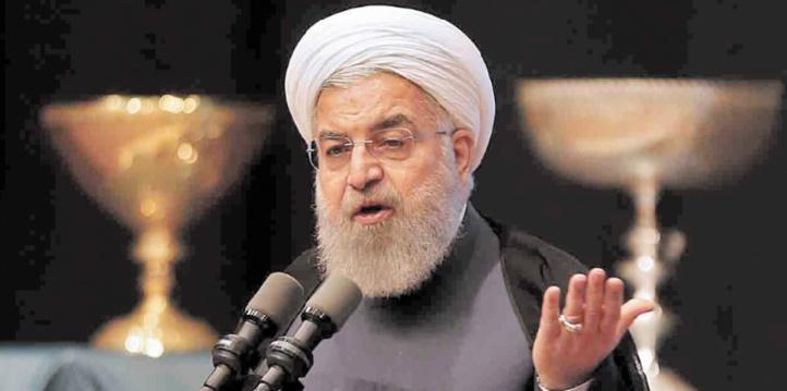 Pour Rohani, l'accord nucléaire iranien n'est pas négociable
