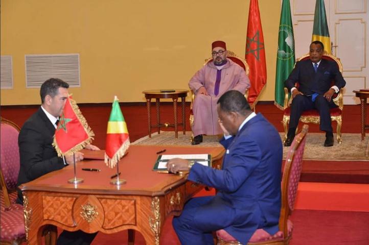 Rabat et Brazzaville donnent une nouvelle impulsion à leur coopération bilatérale