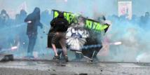 Violences en marge du défilé du 1er mai à Paris