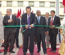 Jamal Rhmani inaugure l'agence de l'ANAPEC à Sefrou : Insertion de 4000 jeunes à l'horizon 2010