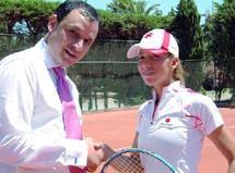 Entretien avec Lina Bennani, joueuse de l'équipe du Maroc de la Fed Cup : «J'aspire à poursuivre mon ascension et à satisfaire les attentes de mes partenaires»