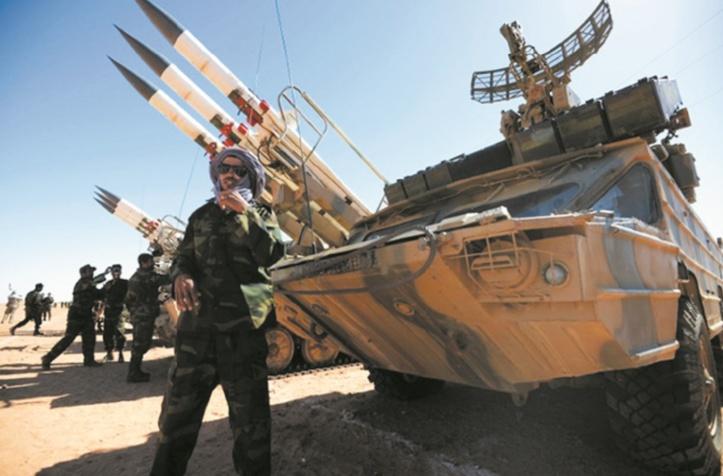 Le Hezbollah a livré au Polisario des Sam 9, des Sam 11 et des Strellas.
