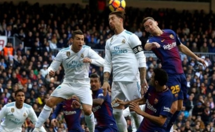 Barça-Real, le clasico des invincibles