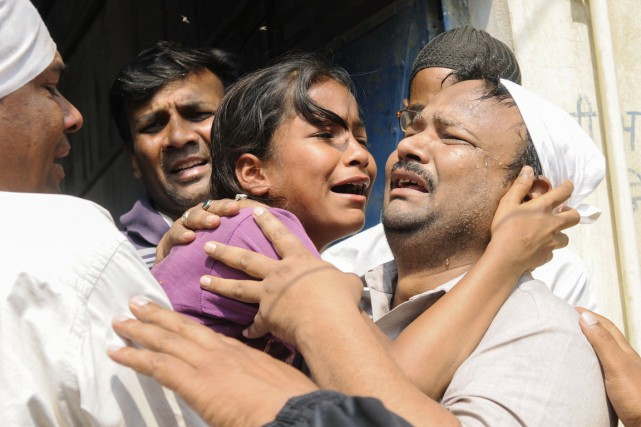 Une adolescente violée et brûlée vive en Inde