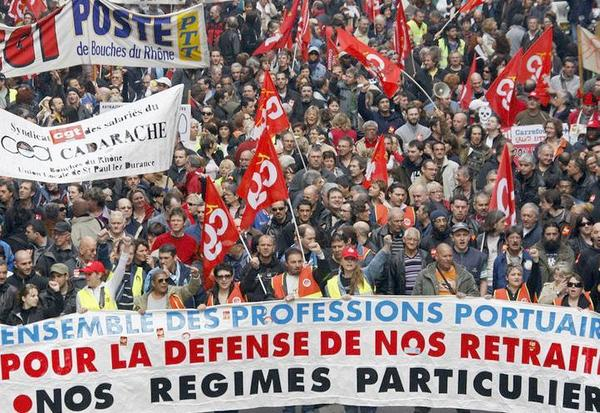 Projet français de réforme des retraites : La politique du Père Noël