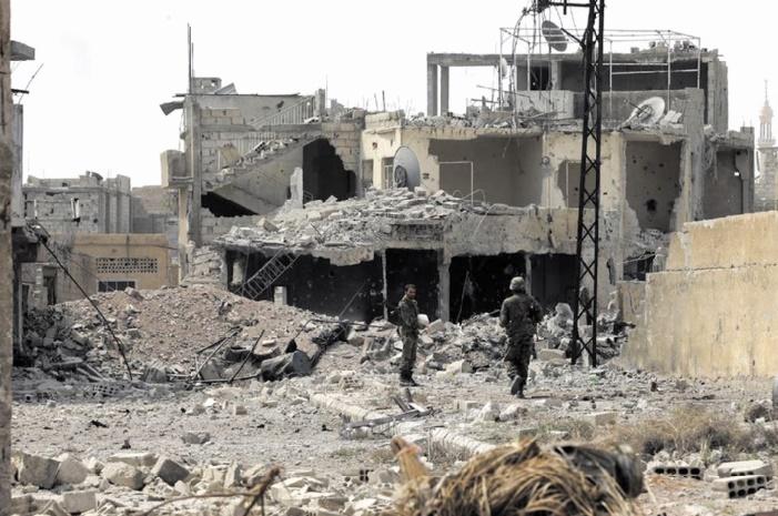 La frappe nocturne attribuée à Israël fait 15 morts à Damas