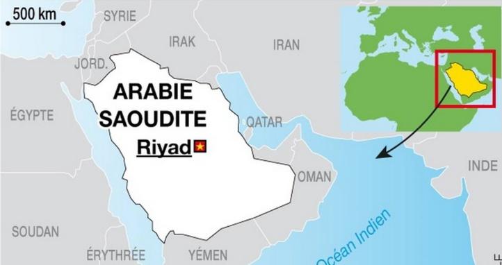 Deux missiles interceptés au-dessus de Ryad