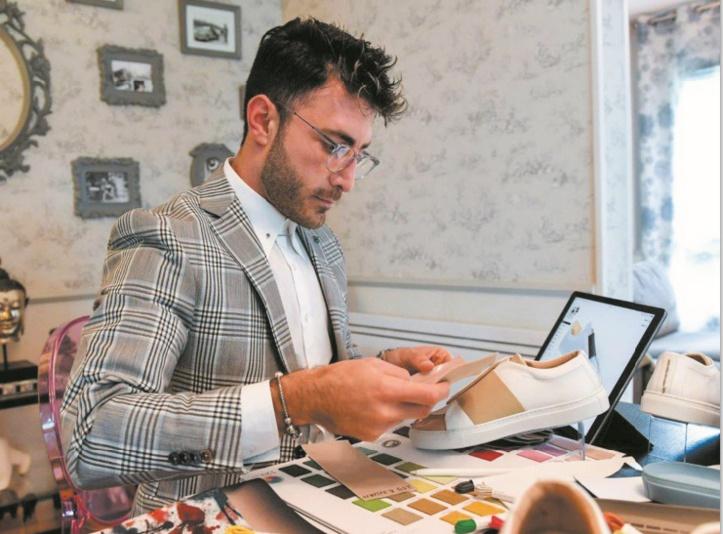 Daniel Essa : Réfugié syrien et ambitieux styliste de luxe