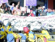 Sit-in des postiers : Véhémentes protestations contre les décisions de la direction