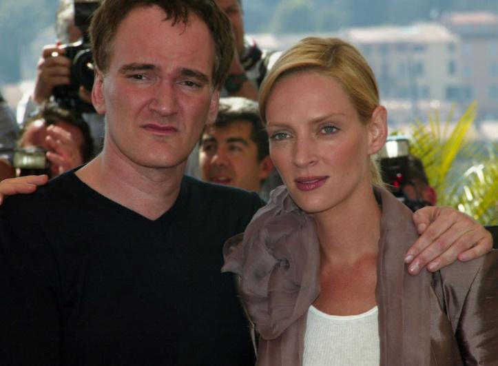 Uma Thurman prête à retravailler avec Quentin Tarantino