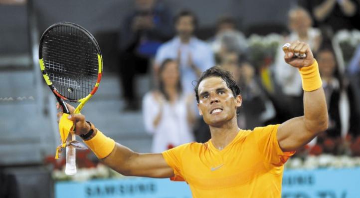 Tennis: Nadal efface McEnroe des tablettes des records