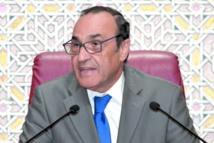 S.M le Roi représenté par Habib El Malki  à la cérémonie d'investiture du nouveau Président de la Sierra Leone